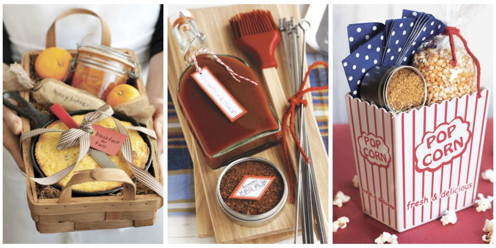 10 diy christmas gift basket ideas how to make your own Country christmas gifts to make