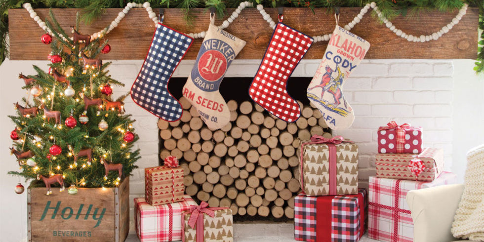 Country Christmas Decorating Ideas - Christmas in the Country