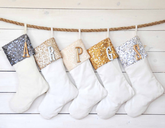 33 Best Personalized Christmas Stockings - Unique Christmas ...