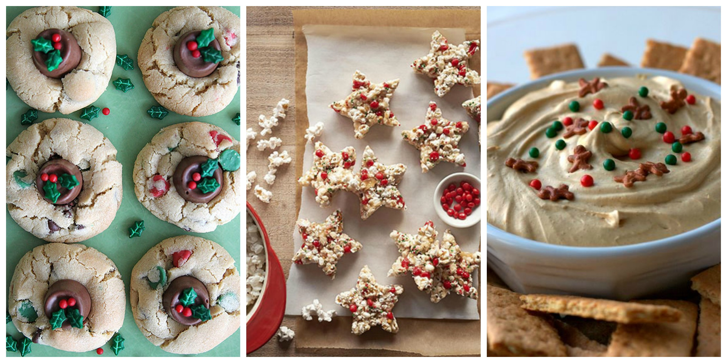 45 Easy Christmas Desserts Best Recipes And Ideas For