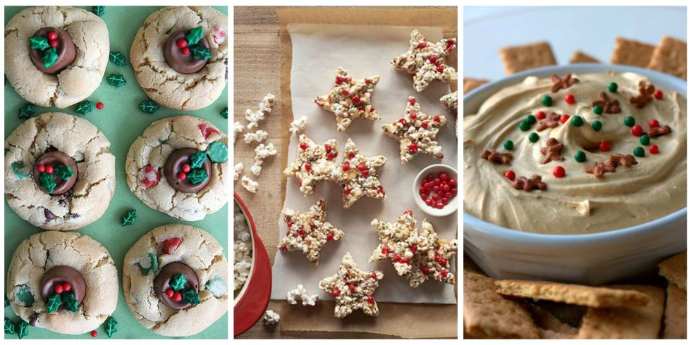 45 Easy Christmas Desserts - Best Recipes and Ideas for Christmas ...