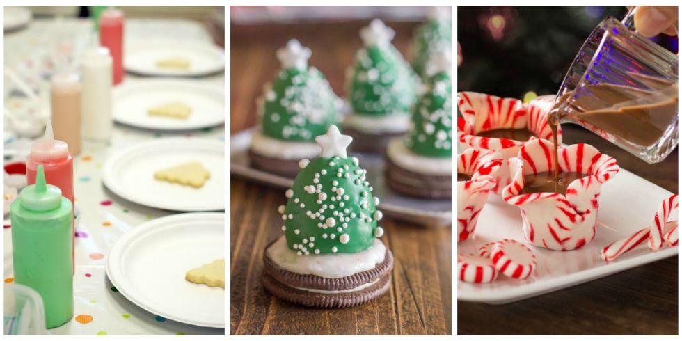 christmas party hacks - christmas baking tips and tricks