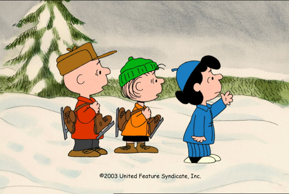 Charlie Brown Christmas Special 50th Anniversary - Facts About ...
