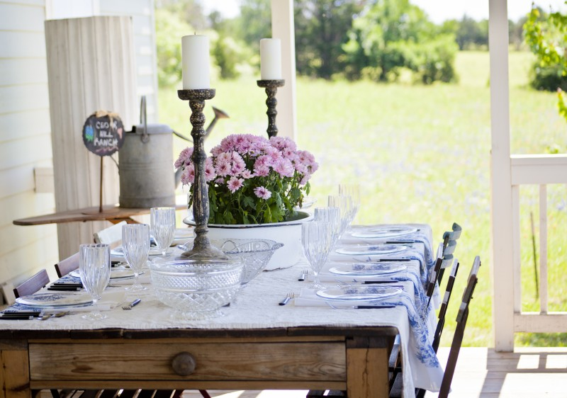 French Country Decor cedar hill farmhouse tour - french country decorating ideas