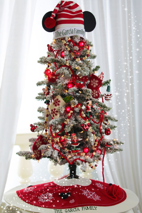 7 disney dekorationen die weihnachten noch zauberhafter. Black Bedroom Furniture Sets. Home Design Ideas