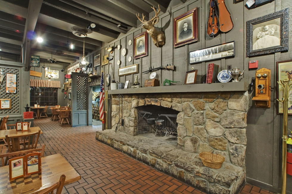 Fun Facts You Didnt Know About Cracker Barrel Cracker Barrel - Cracker barrel us map