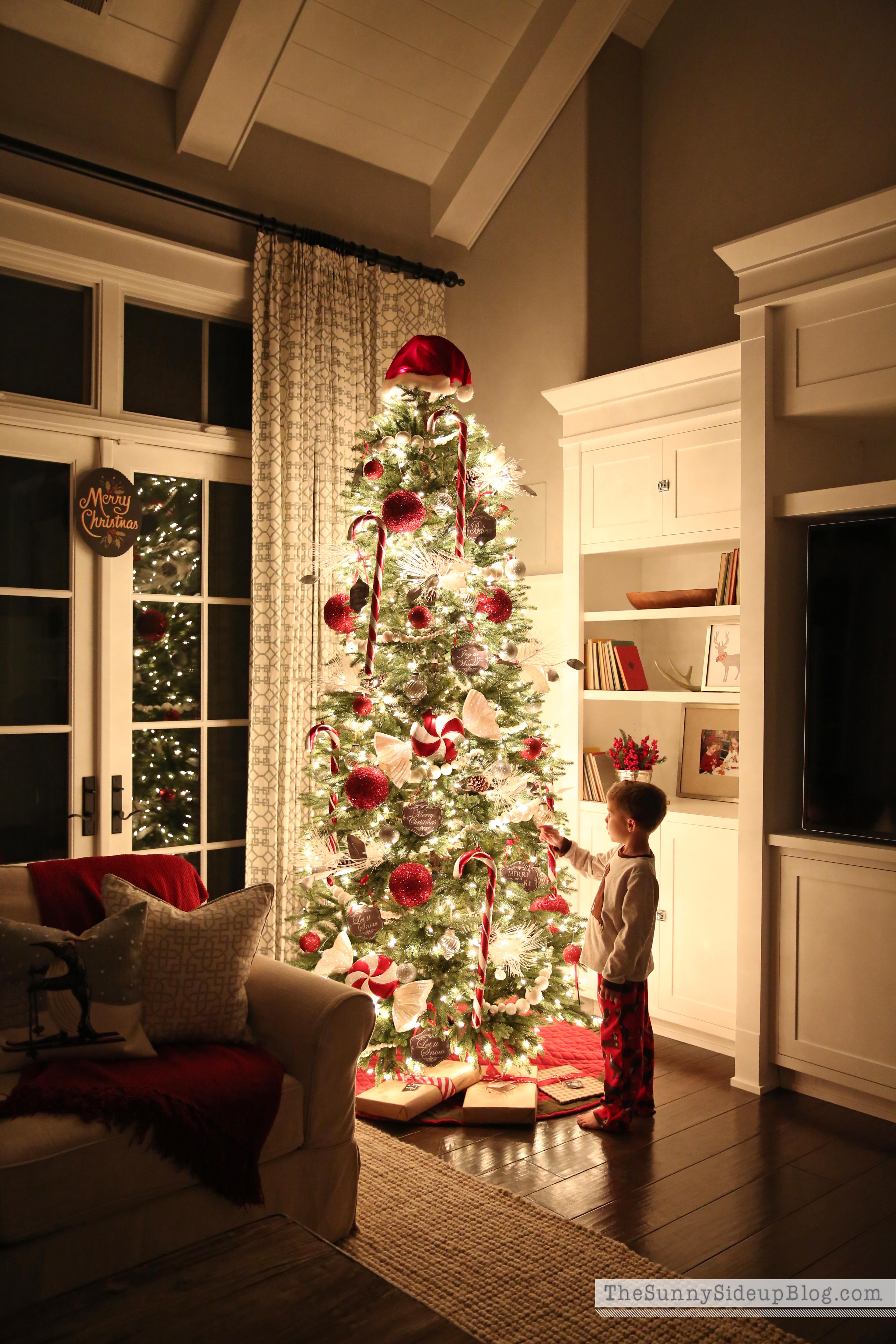 Blogger Christmas House Tour Decorating Ideas