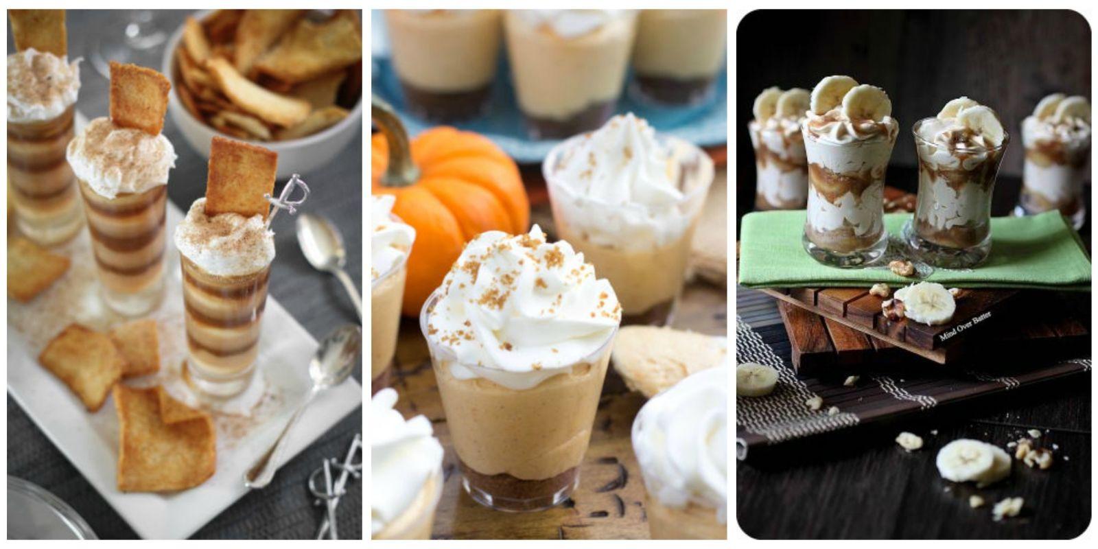 17 Delicious Dessert Shooters Dessert Shot Glasses