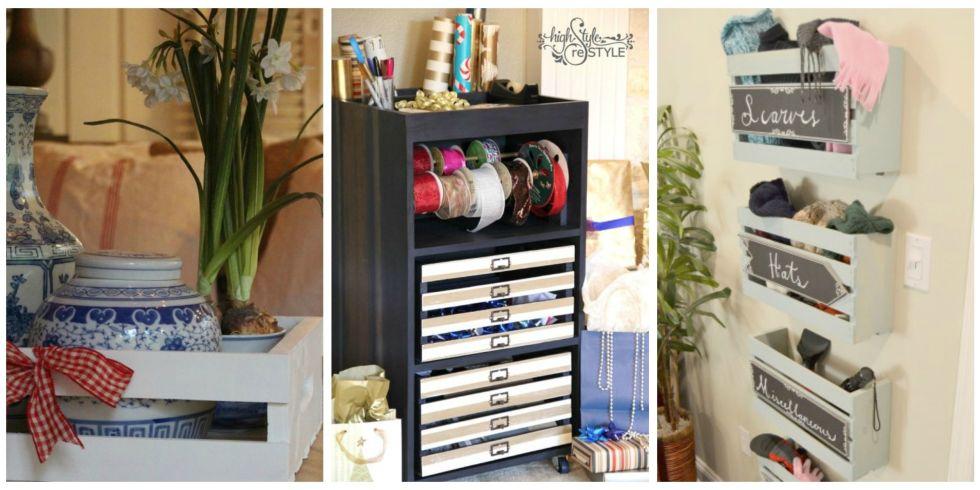 deko ideen f r dich so kannst du die alte holzkisten wiederverwenden. Black Bedroom Furniture Sets. Home Design Ideas
