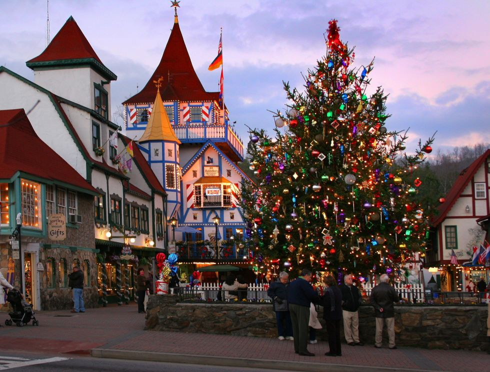 7 Christmas Towns in Georgia You HAVE to VISIT | GAFollowers