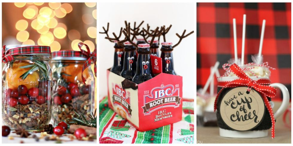 25 Fun DIY Christmas Gifts for Neighbors - Inexpensive Christmas Gifts