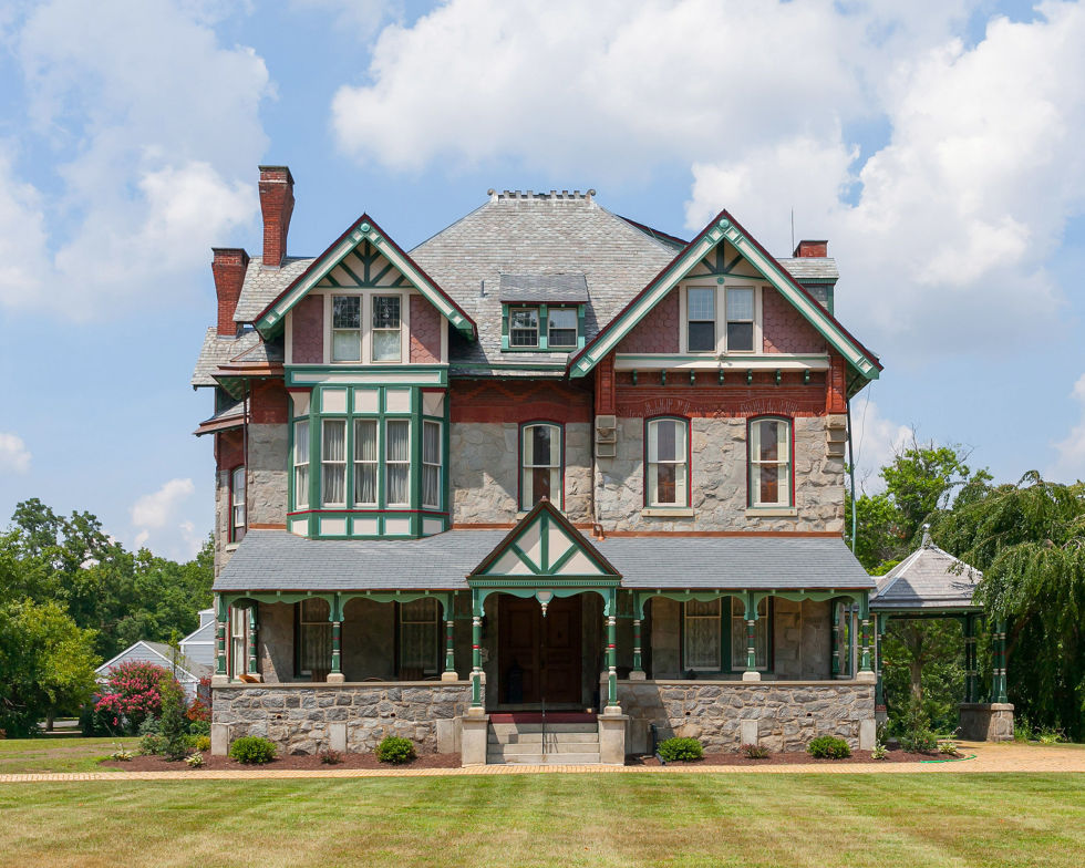 3 this overthetop victorian - Victorian Home