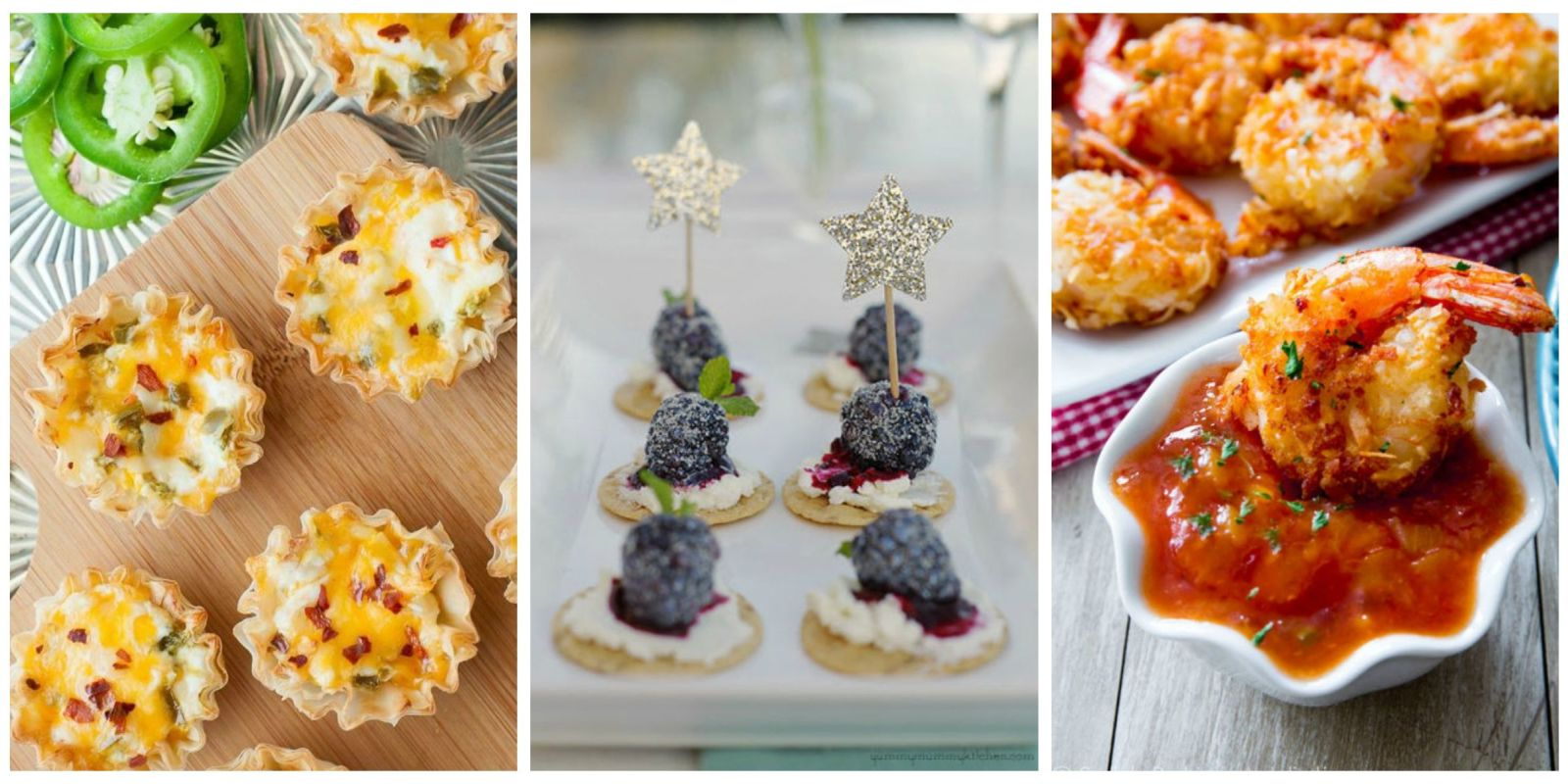20 effortless new year 39 s eve party appetizers new year 39 s for New year s eve hors d oeuvres recipes