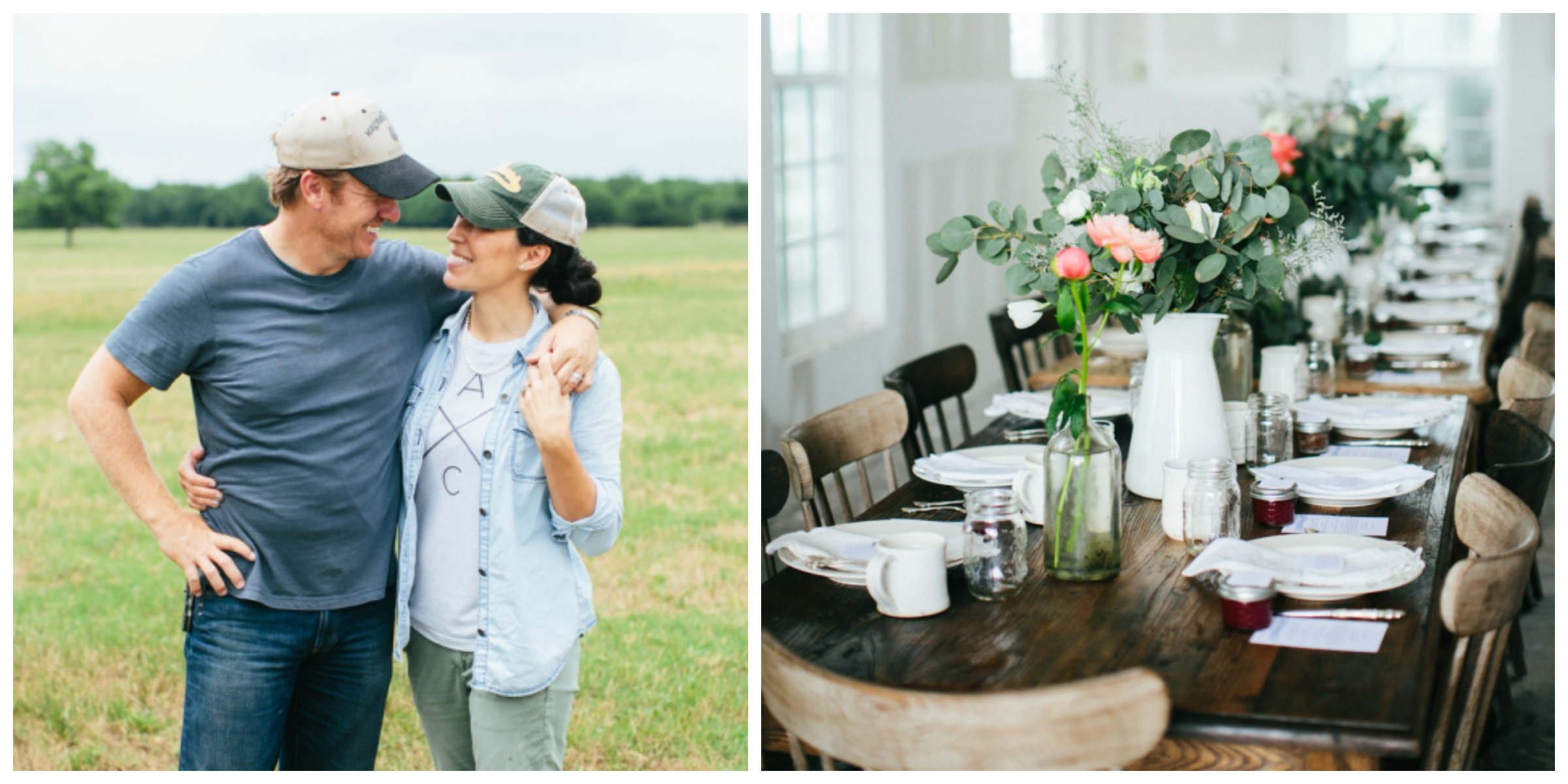 Chip And Joanna Gaines Anniversary Fixer Upper