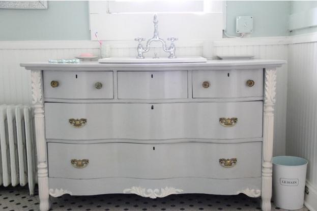 Pensili Bagno Fai Da Te : Sorprendenti mobili da bagno con materiale di riciclo