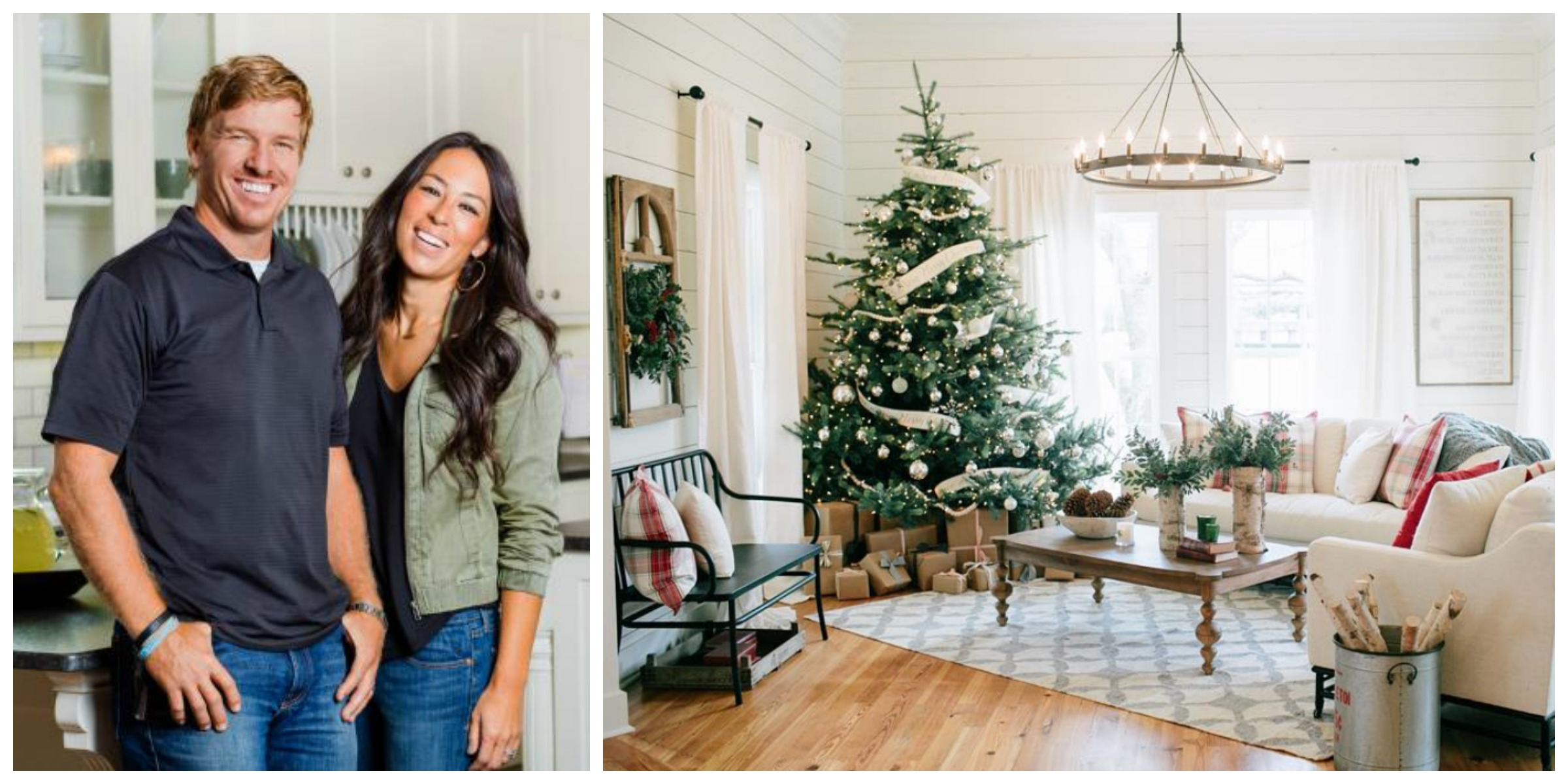 Magnolia House — Chip and Joanna Gaines Bed & Breakfast