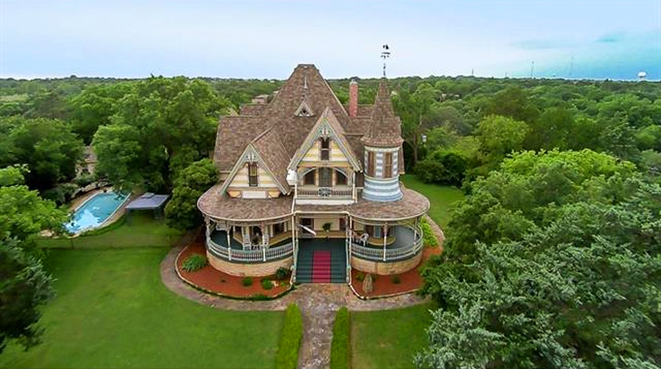 texas homes for sale victorian homes for sale