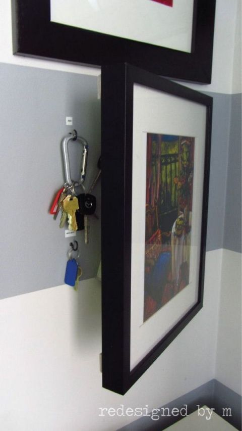 Keep Keys Out Of Sight