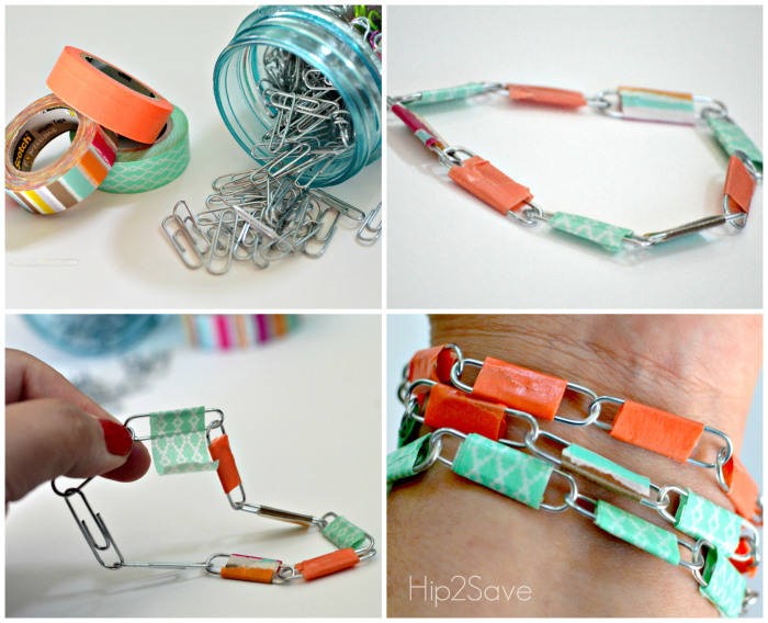 New ways to use paper clips paper clip hacks for Things you can make with paper clips