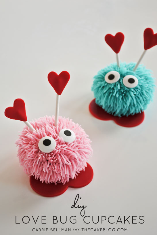 40 Best Valentines Day Cookies and Cupcakes Recipes Country Living – Cookie Monster Valentine Cards