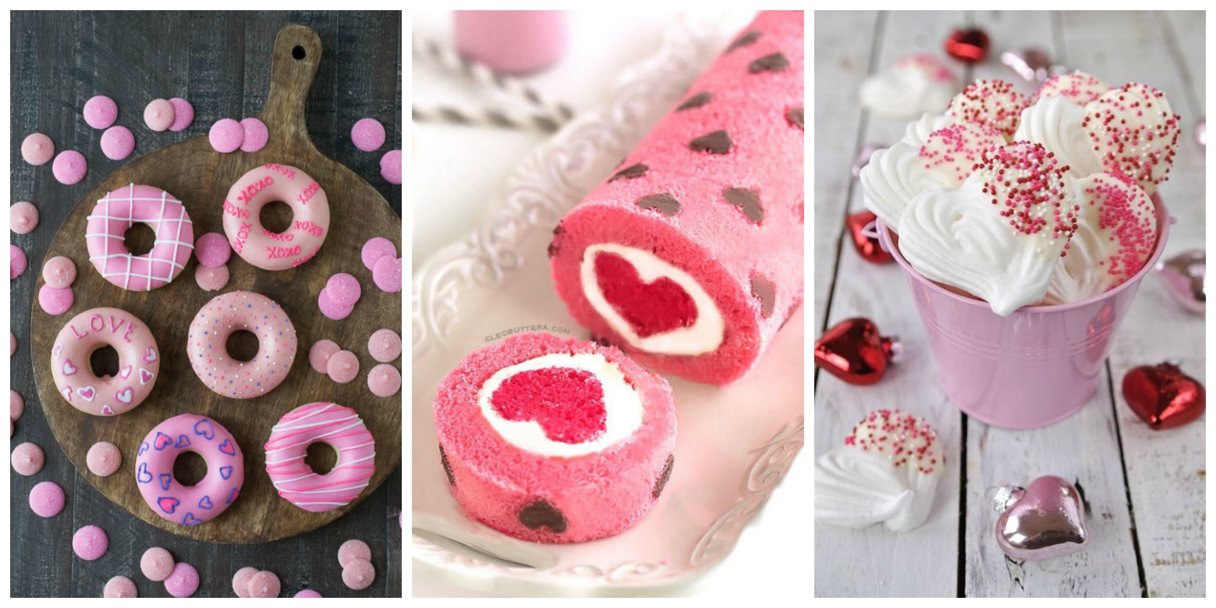 42 Easy Valentine S Day Desserts Best Recipes For