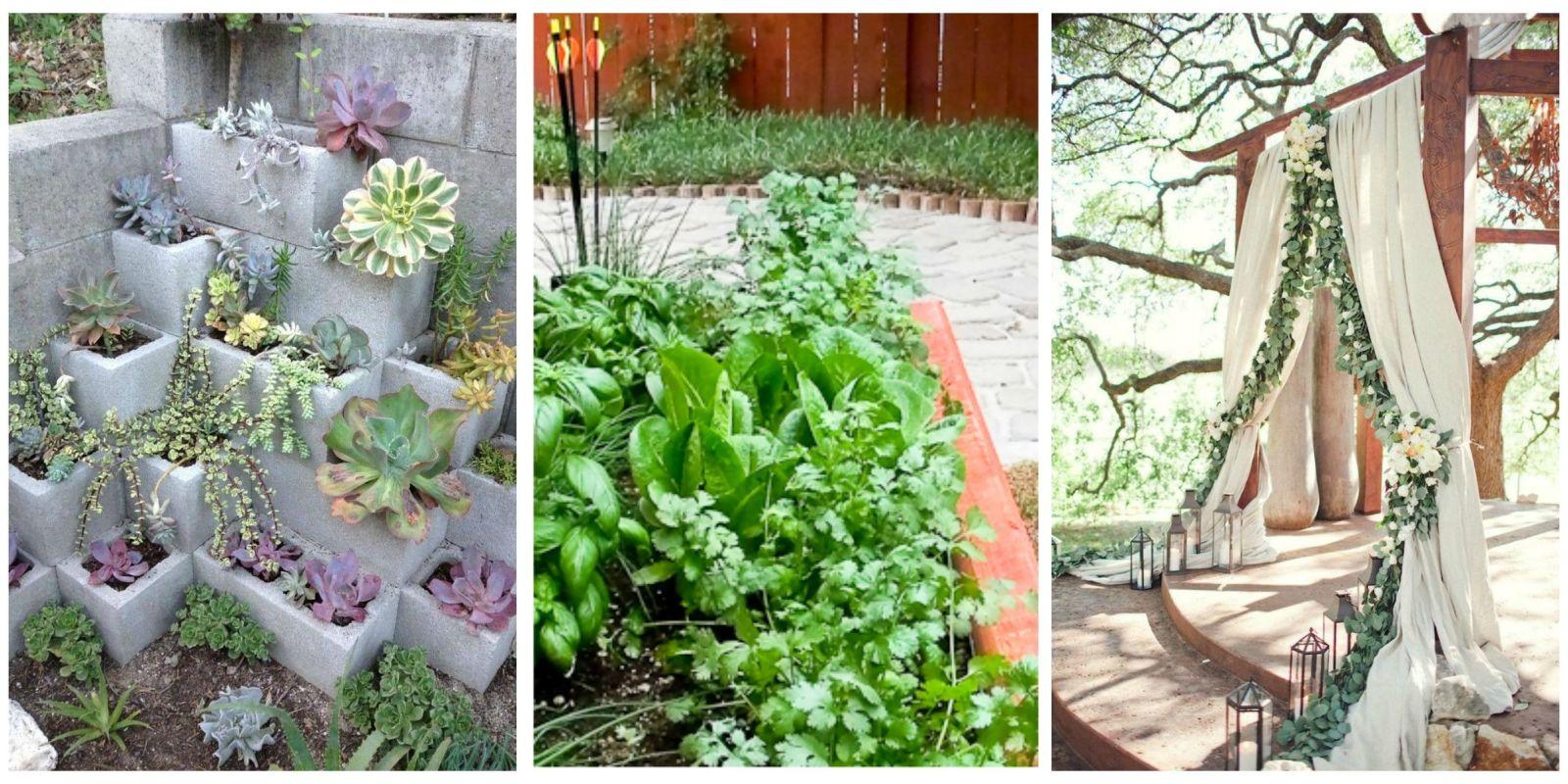 gardening trends ways to improve your garden