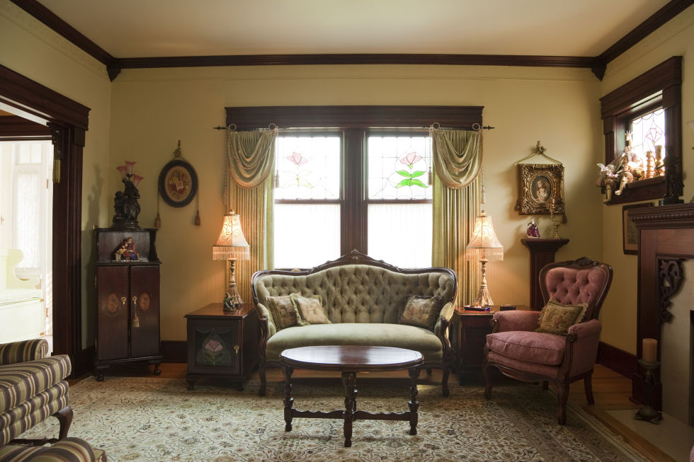 Decorating Old Homes. Furniture And Decorations For Your Home With ...