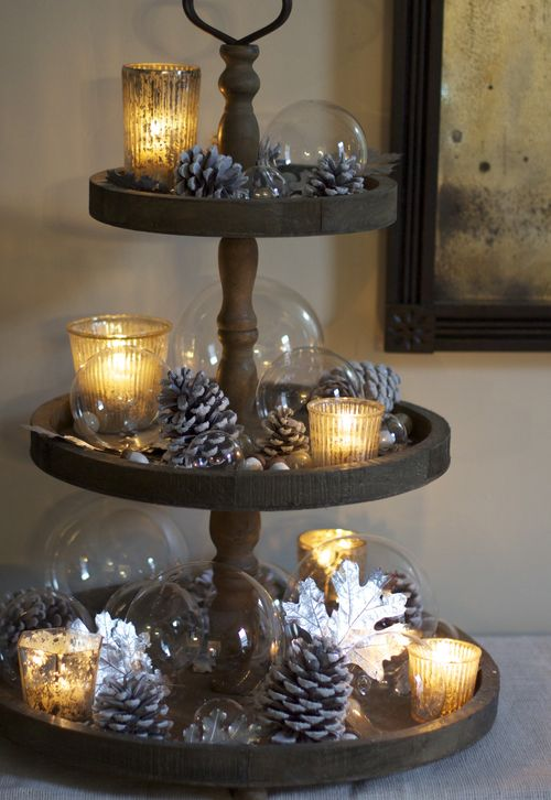 winter decorating ideas - how to decorate your home for winter