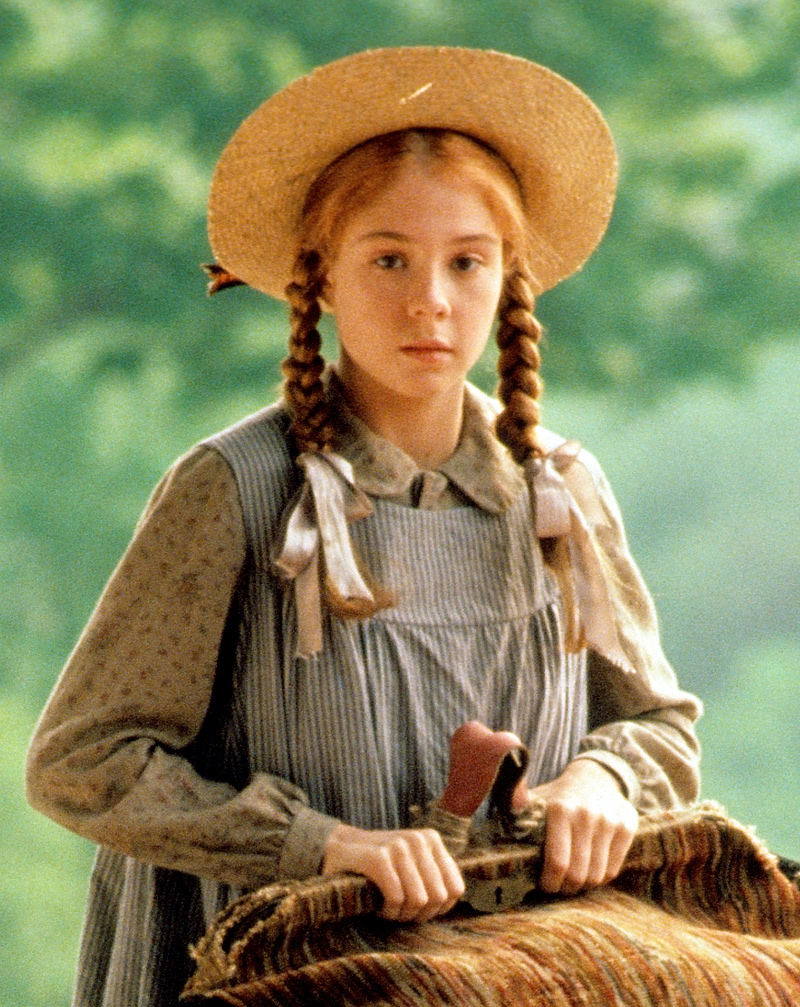 Anne Shirley Anne Of Green Gables