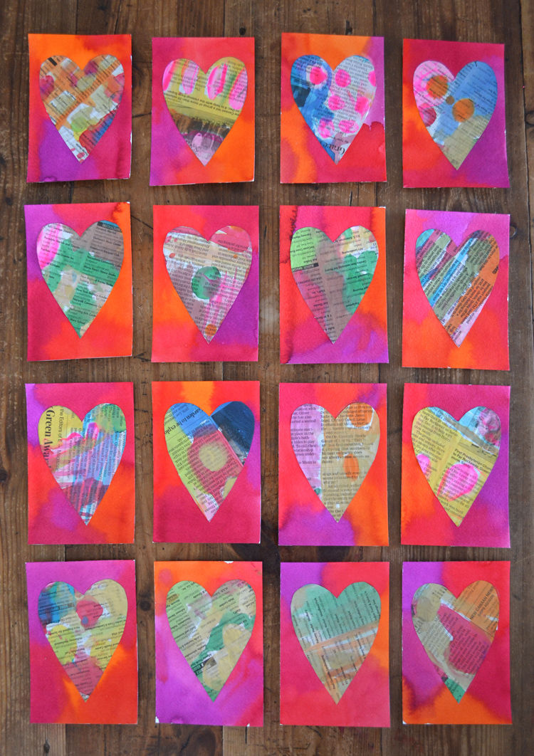 25 DIY Valentines Day Cards Homemade Valentines Counrty Living – Valentines Cards Crafts
