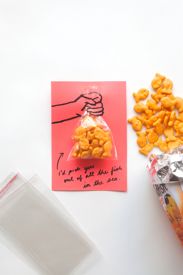 25 DIY Valentines Day Cards Homemade Valentines Counrty Living – Food Valentine Cards
