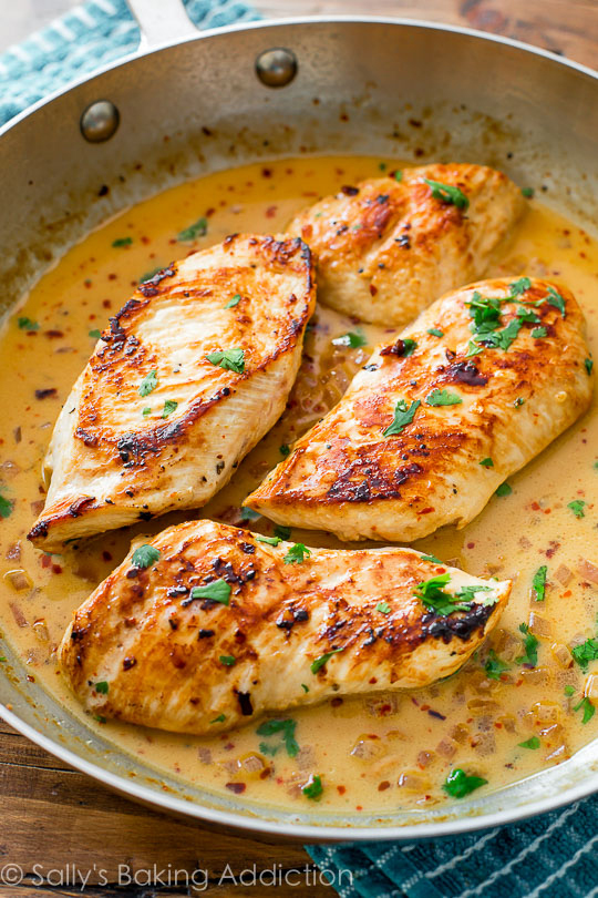 Healthy easy cheap chicken recipes