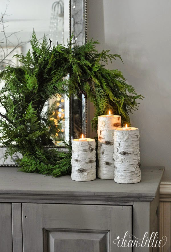 Lovely Winter Home Decorating Ideas Part - 14: Country Living Magazine