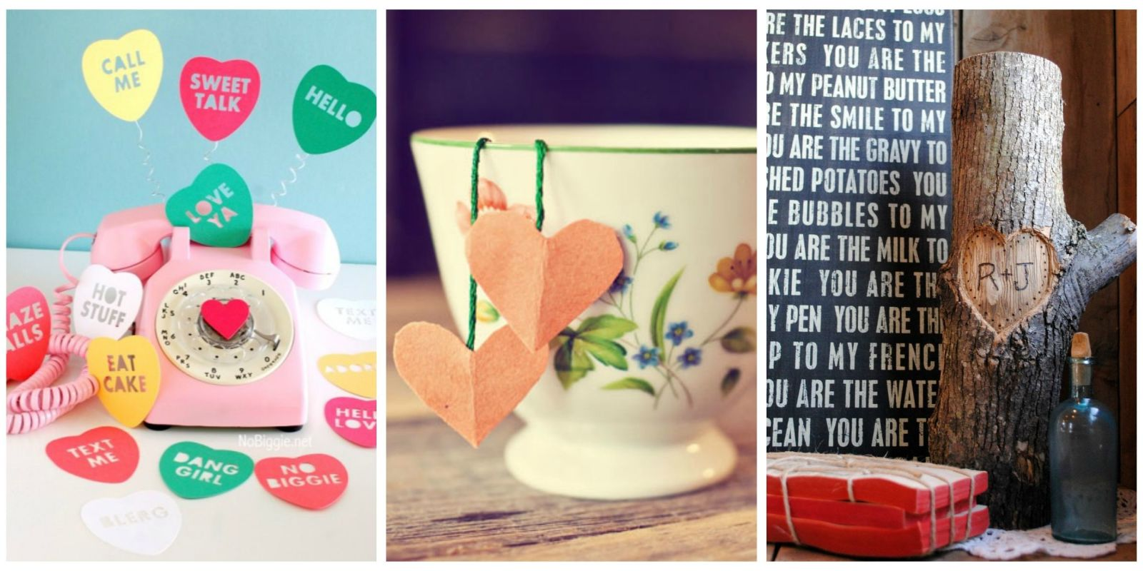 32 valentine 39 s day crafts and diy ideas for Decorations you can make at home