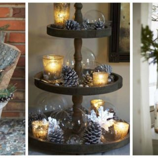 Decorate Your Home For Christmas 100 country christmas decorations - holiday decorating ideas 2017