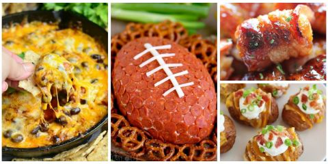 Super Bowl Party Ideas super bowl party ideas 2017 - how to throw a super bowl party
