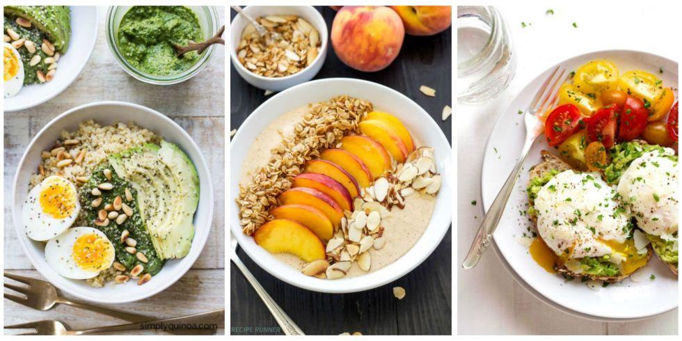 Easy breakfast meal recipes