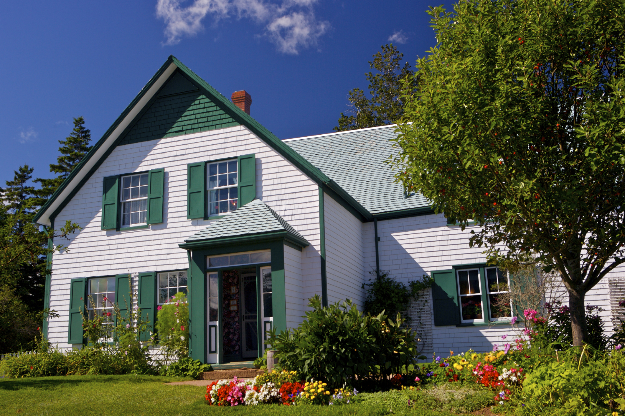 Beautiful farms on prince edward island canada real for Classic house at akasaka prince