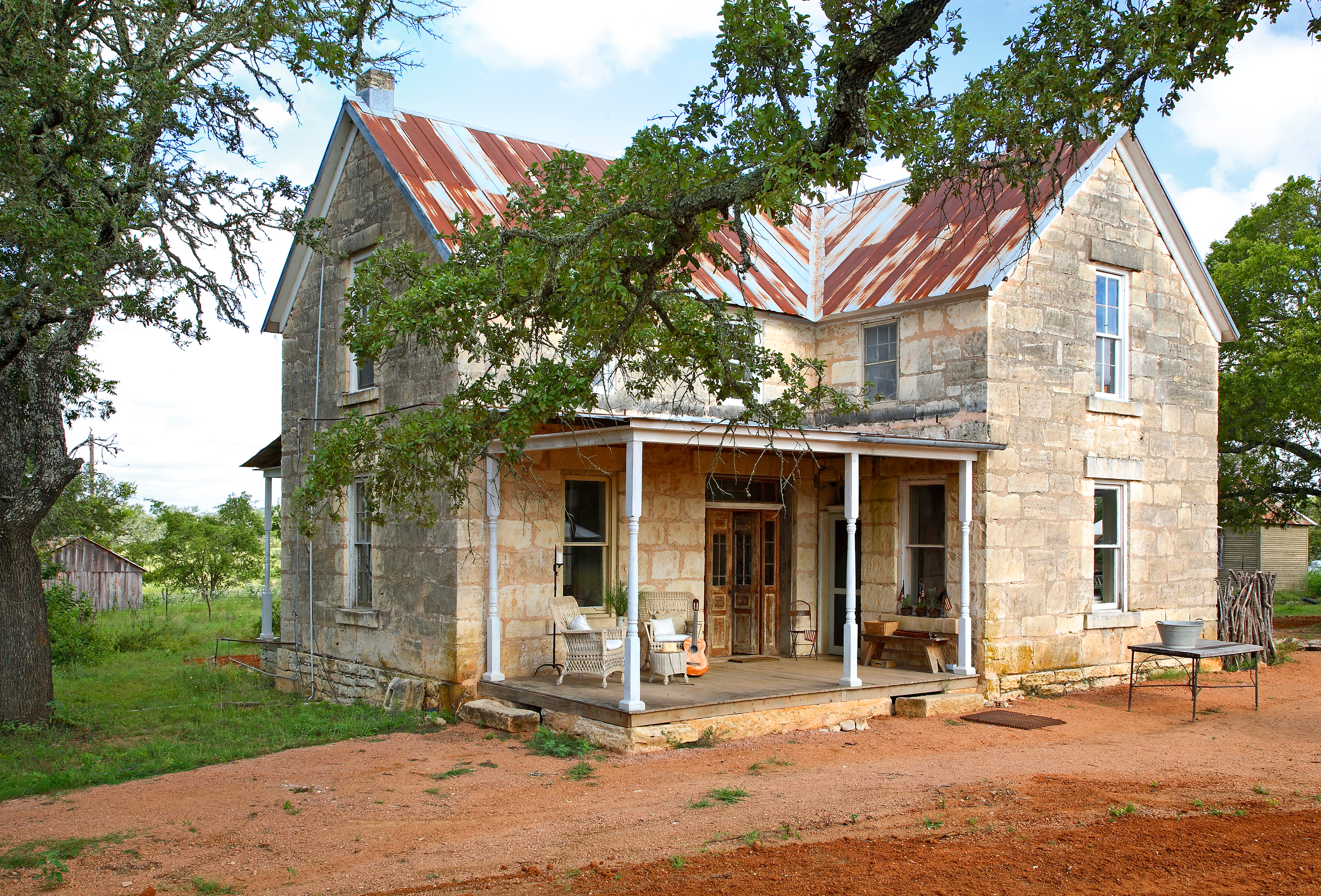 Home renovation ideas texas hill country home Country home builders in texas