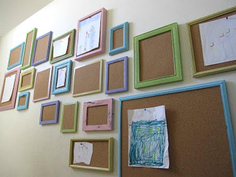 Displaying Kids Artwork How To Display