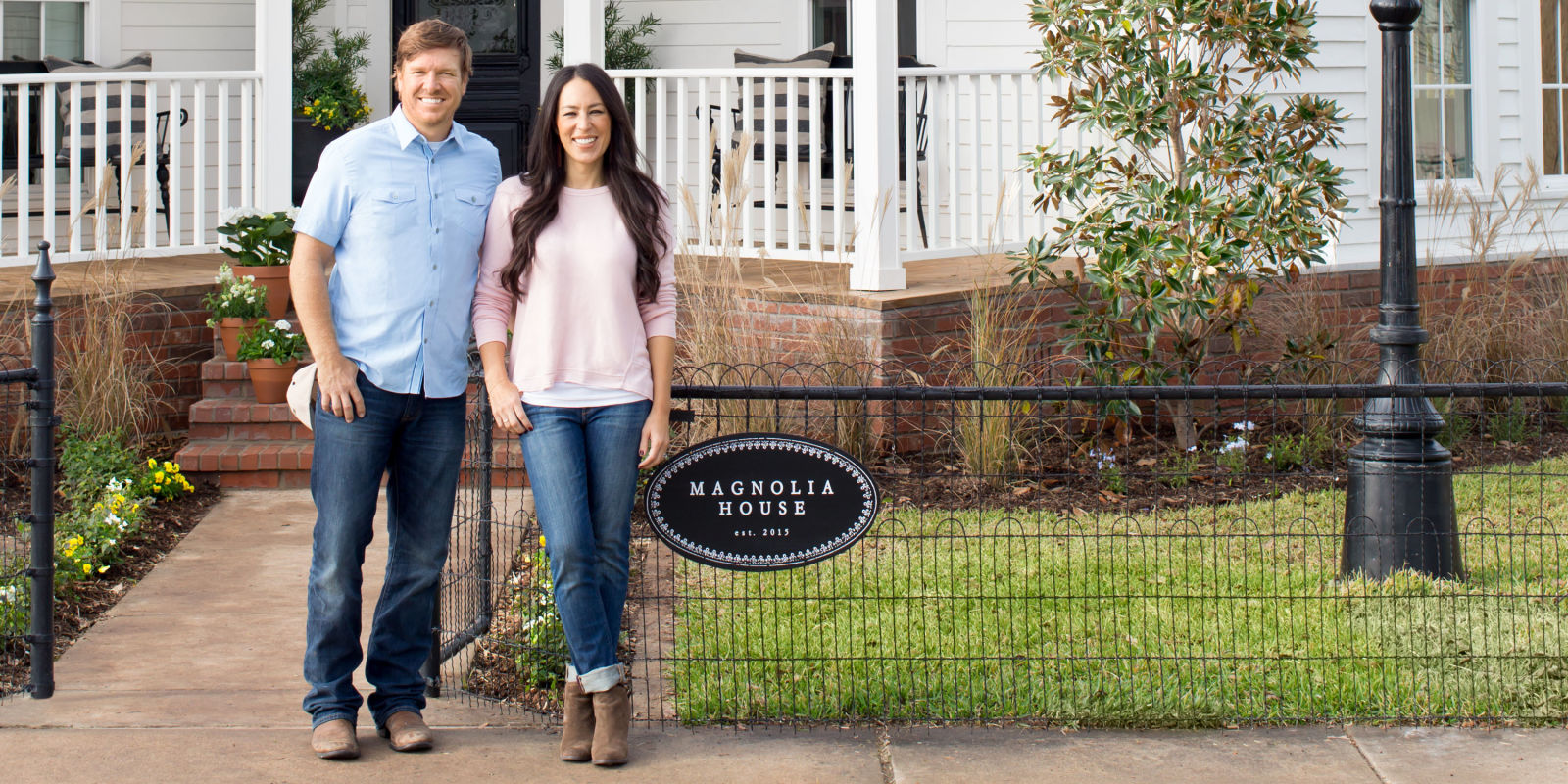 Chip and Joanna Gaines Magnolia House BB Tour Fixer Upper