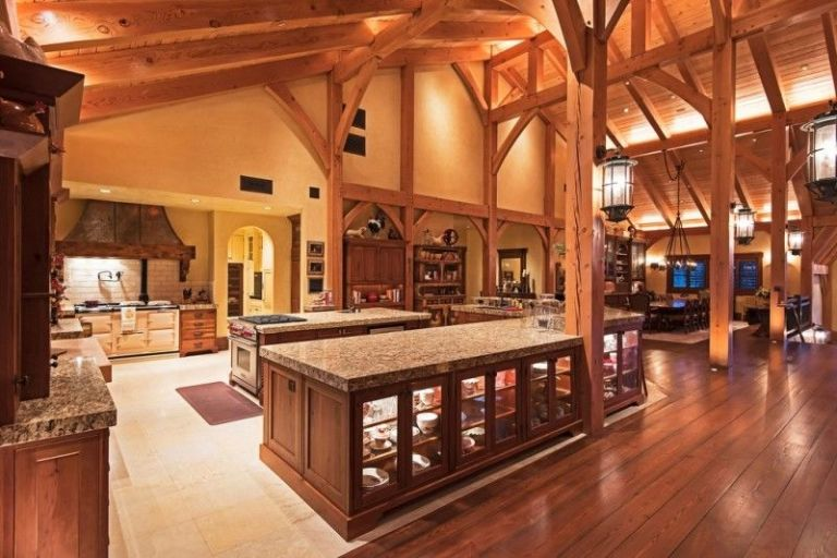 Pleasant This Extraordinary Barn Mansion Will Make You Want To Pack Your Inspirational Interior Design Netriciaus