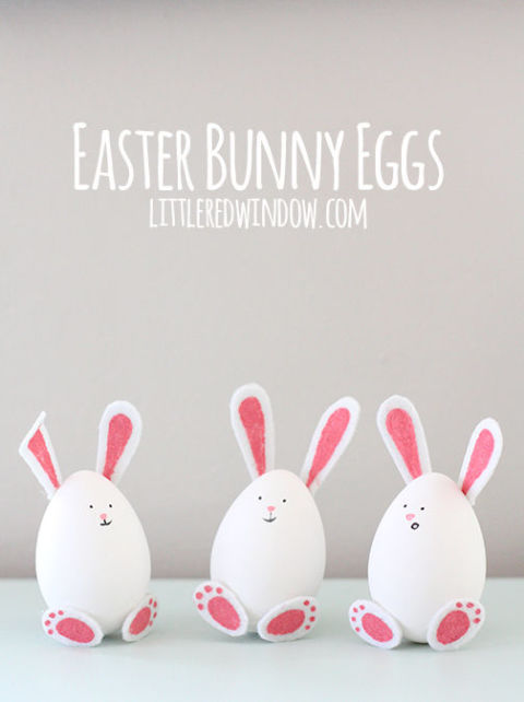 50 Easy Easter Crafts Ideas For DIY Decorations