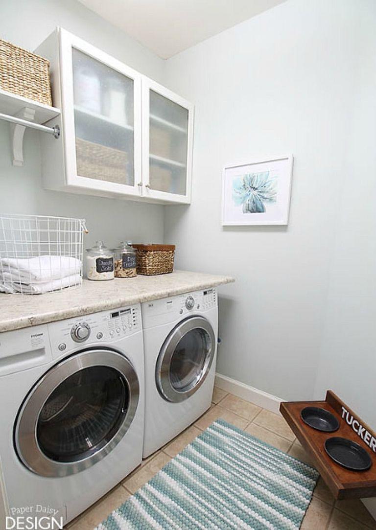 Laundry Room Makeover - Laundry Room Organization
