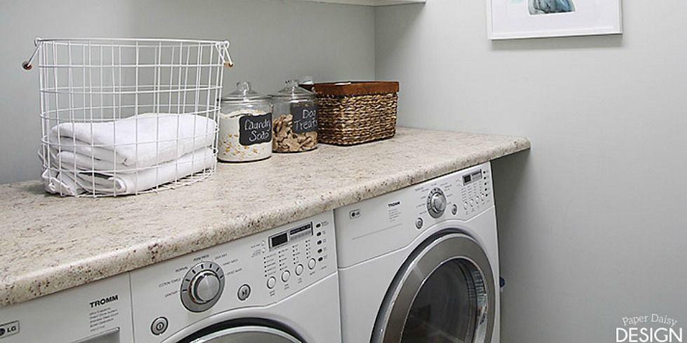 Laundry Room Makeover Laundry Room Organization