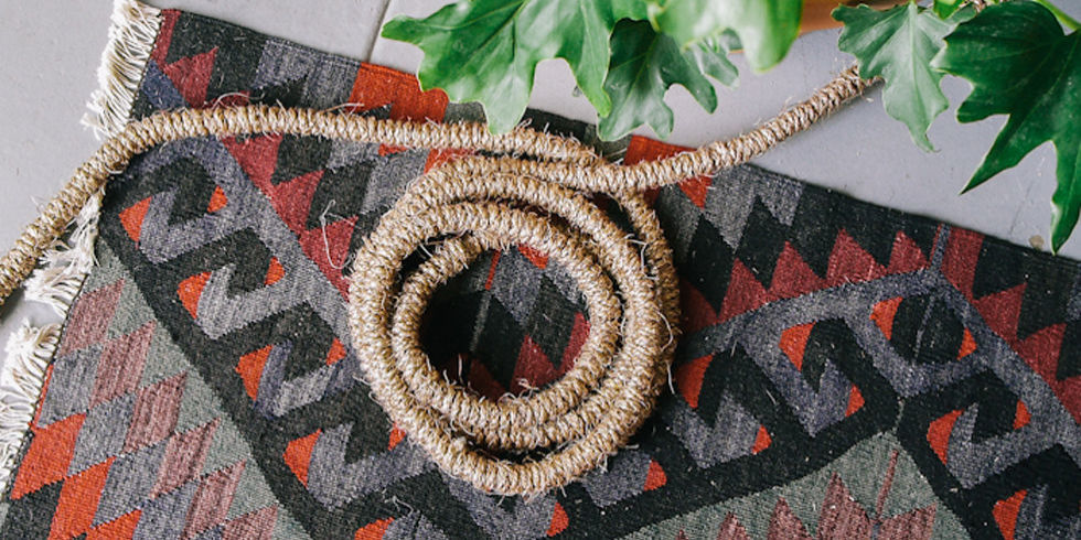 Stylish Ways To Hide Unsightly Cords And Wires In Your Home - Creative and stylish solution to hide electrical wires cluttering a room