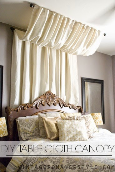 Bed Canopy Diy Amazing 10 Diy Canopy Beds  Bedroom And Canopy Decorating Ideas Design Inspiration