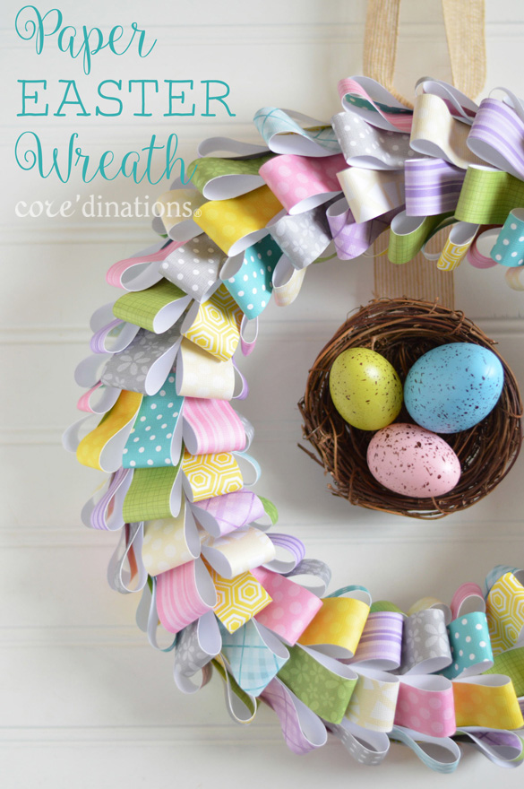 60 Easy Easter Crafts Ideas For Diy Decorations Gifts Country Living