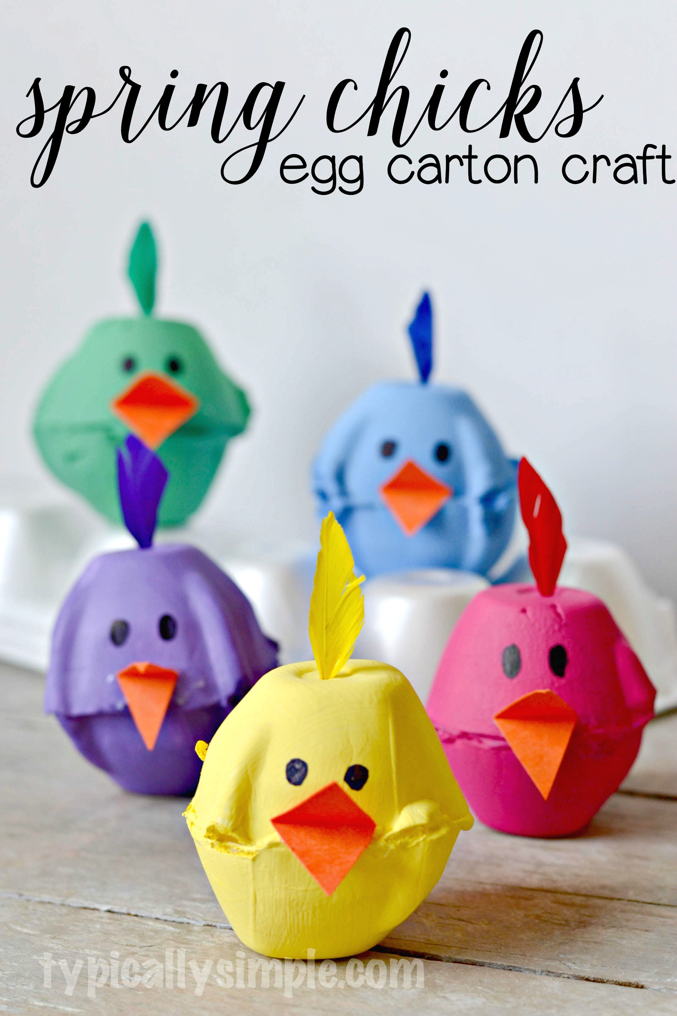 40 easter crafts for kids fun diy ideas for kid friendly easter 40 easter crafts for kids fun diy ideas for kid friendly easter activities country living negle Image collections