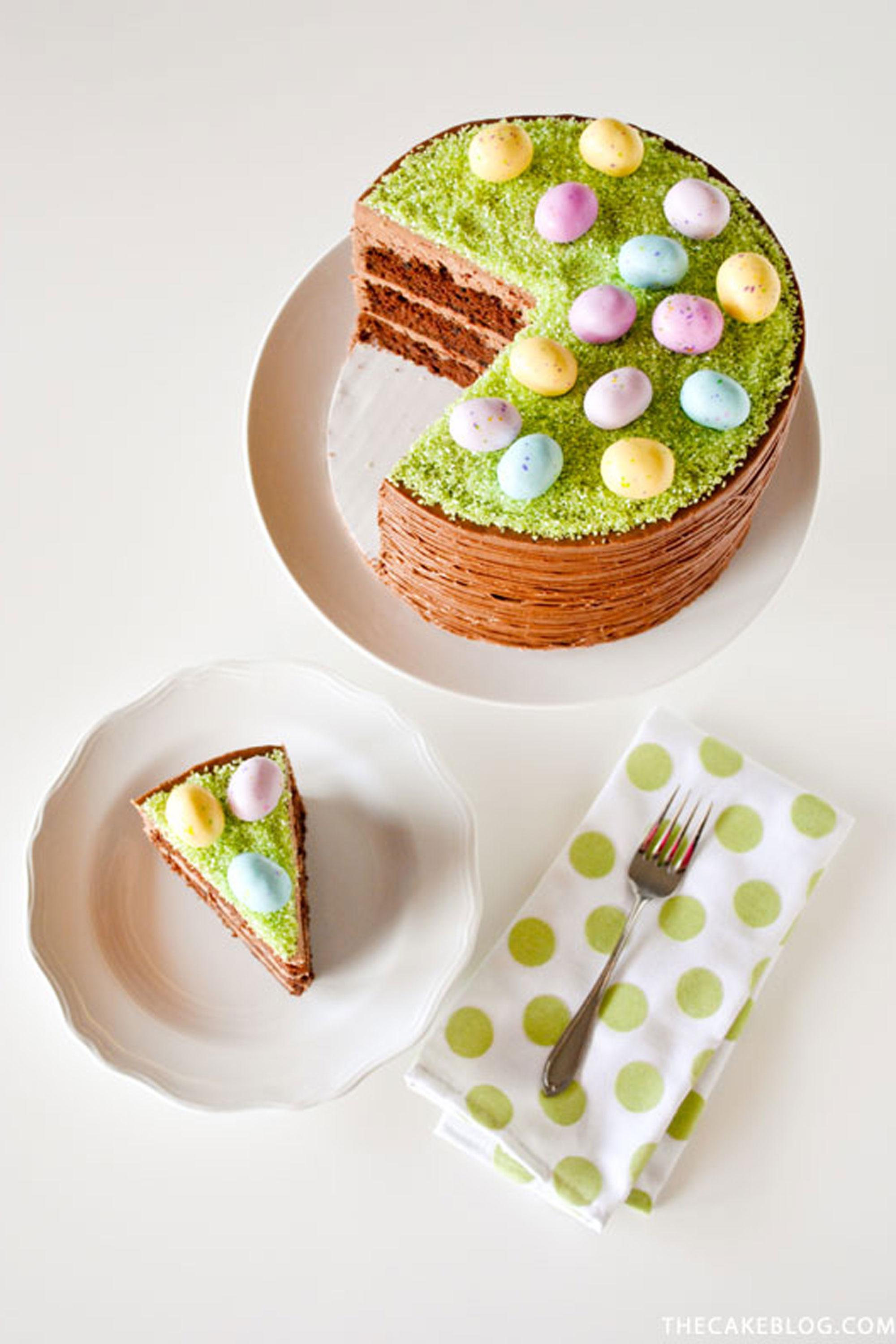 73 Easy Easter Cakes and Desserts Recipes - Best Ideas for Easter ...